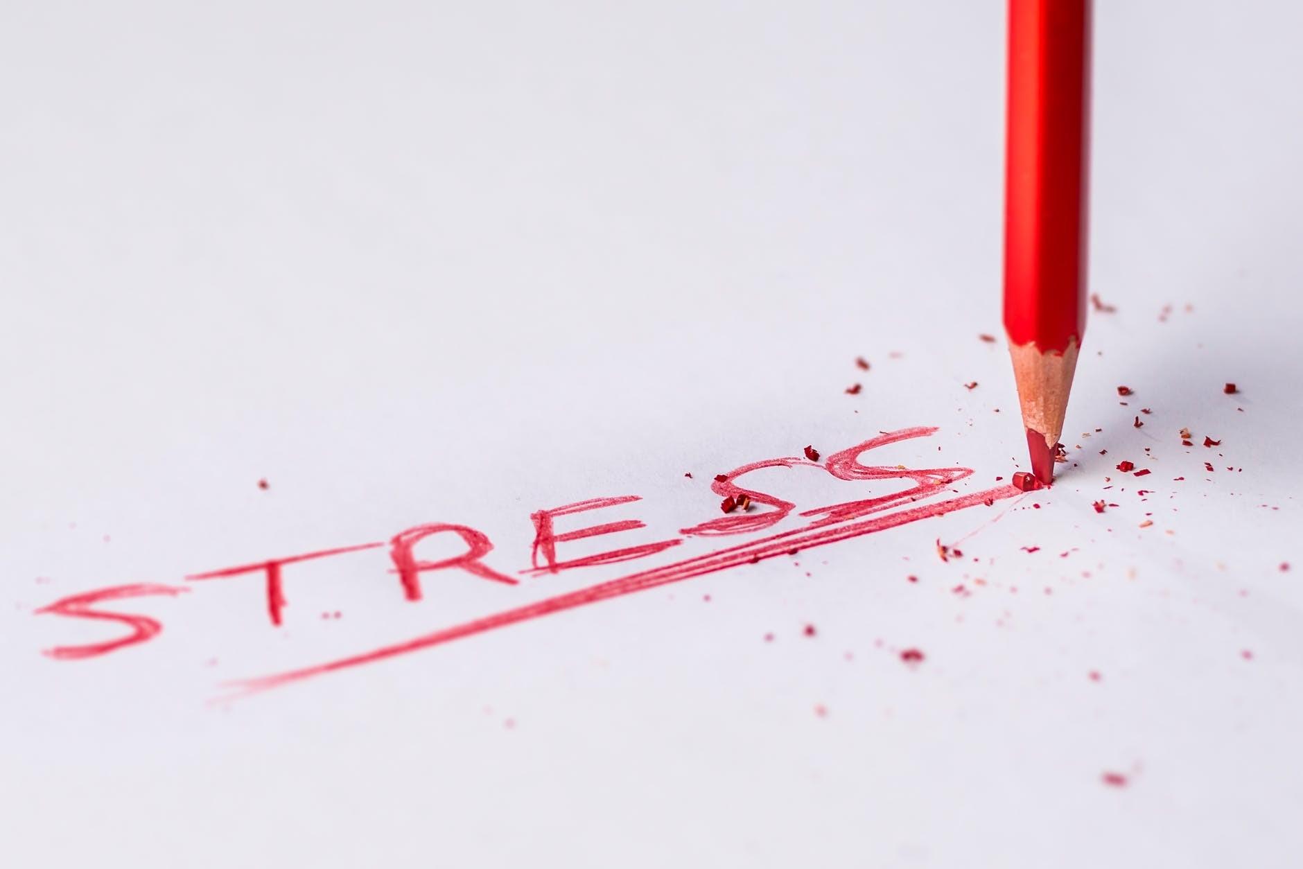 werk zonder stress